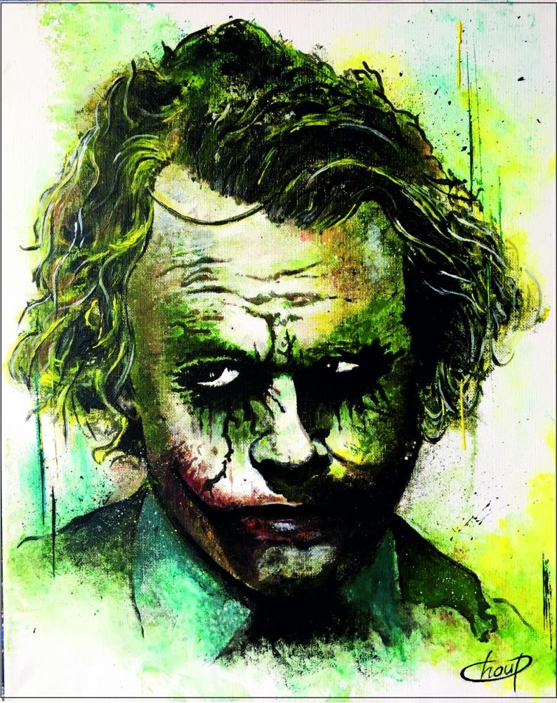 Joker by Choup